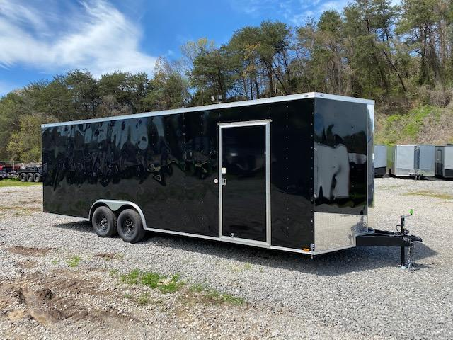 2020 Outlaw Trailers 8.5' x 24' 10000 GVWR Enclosed Cargo Trailer