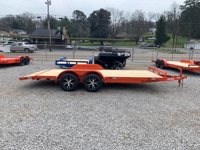 "2020 82""x18 OUTLAW Car / Racing Trailer"