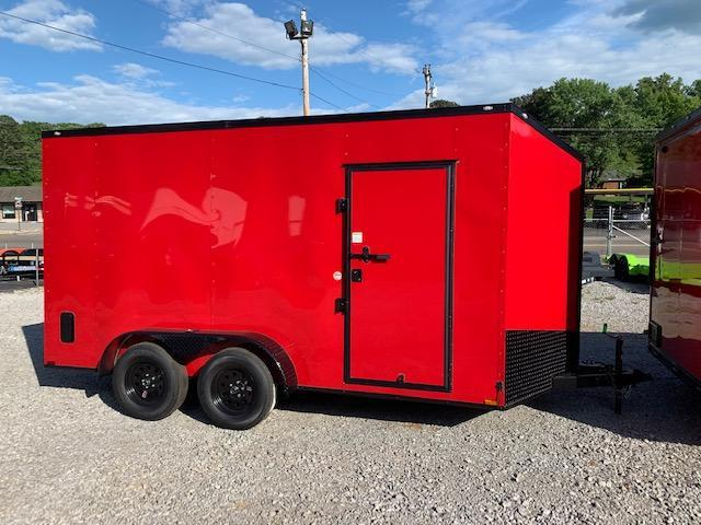 2020 Outlaw Trailers 7' x 14' w/ 7' interior height Enclosed Cargo Trailer