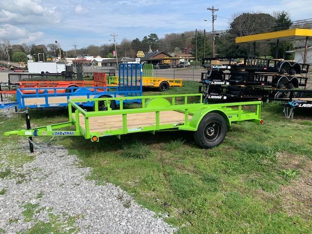 2020 Load Trail 6.4' x 12' Single Axle Utility Trailer