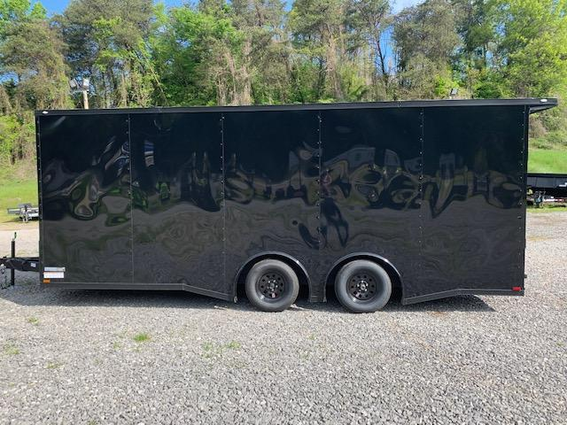 2020 Outlaw Trailers 8.5' x 20' Torsion Spread- 7000 GVWR Enclosed Cargo Trailer