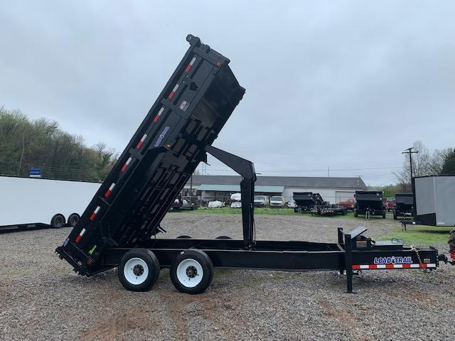 2020 Load Trail 7' x 16' 20000 GVWR Dump Trailer