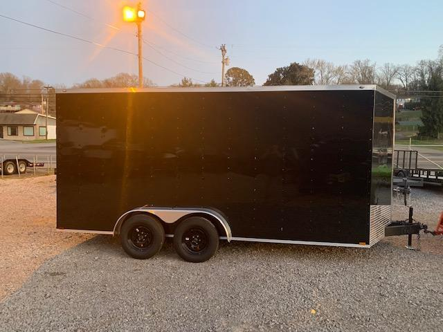 2020 Outlaw Trailers 7' x 16' CUSTOM w/ 7' interior height Enclosed Cargo Trailer