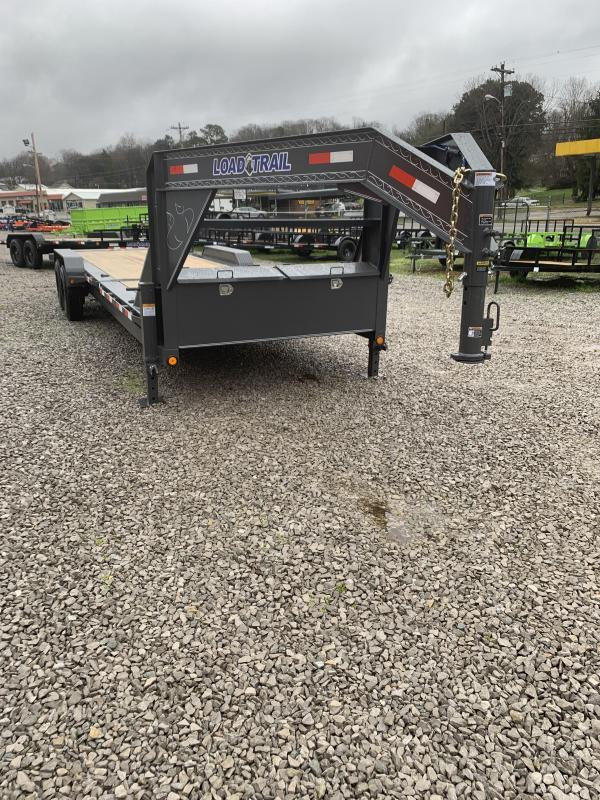 2020 Load Trail GRAY GOOSE NECK Equipment Trailer