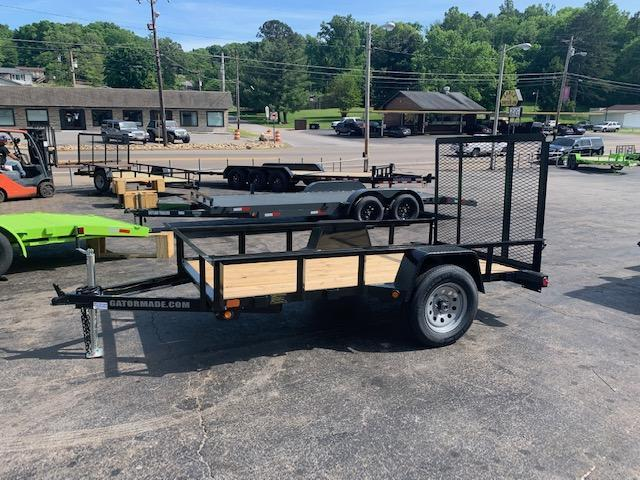 2020 Gatormade Trailers 5' x 10' Single Axle Utility Trailer