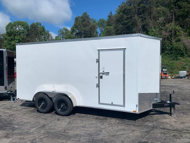 2020 Outlaw Trailers 7' x 16' w/ 7' interior height 10000 GVWR Enclosed Cargo Trailer