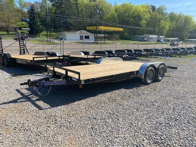 "2020 Load Trail 83"" x 18' 7000 GVWR Car / Racing Trailer"