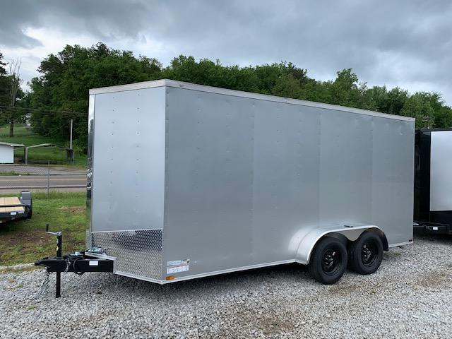 2020 Outlaw Trailers 7' x 16' W/ 7' interior height Enclosed Cargo Trailer