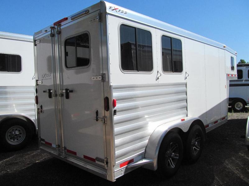2017 Exiss Trailers Horse Trailer Horse Trailers For