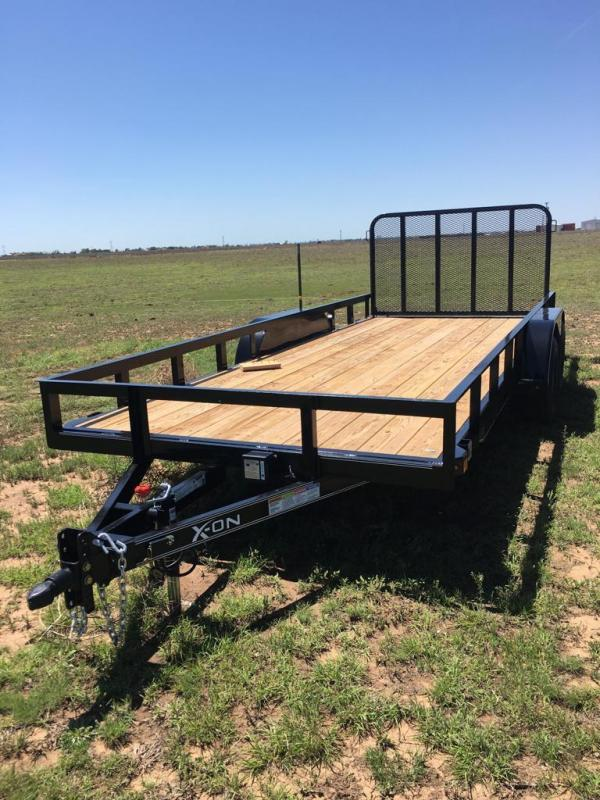 2019 X-On C4-UT Utility Trailer