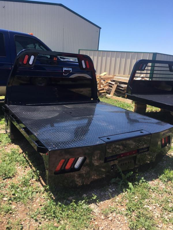 2019 Crownline (Hay Beds) SXS84 Truck Bed