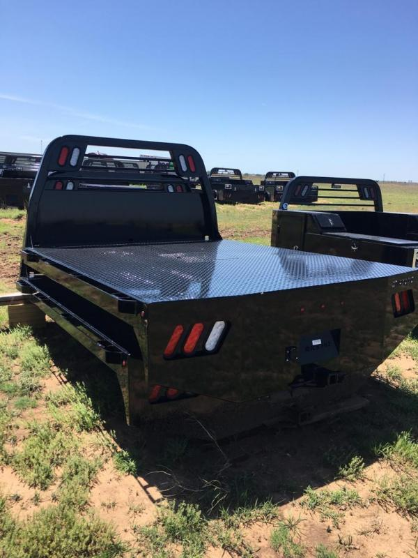 2019 Crownline (Hay Beds) RRS102 Truck Bed