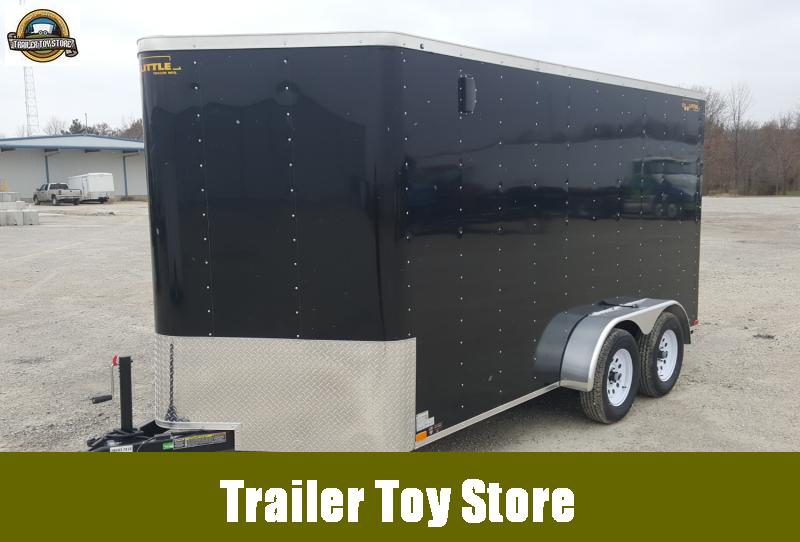 2019 Doolittle 7'X14' Cargo Trailer