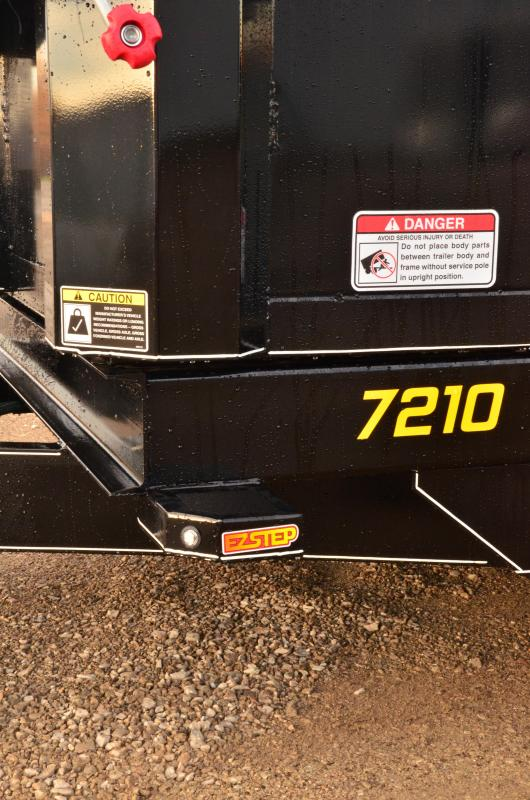 2019 Doolittle 7210 Dump Trailer