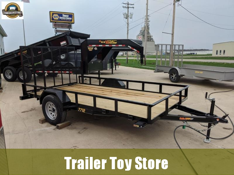 2020 Doolittle Trailer Mfg 7712 RallySport Utility Trailer