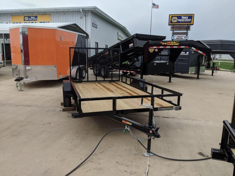 2020 Doolittle Trailer Mfg 7712 RallySport Utility Trailer