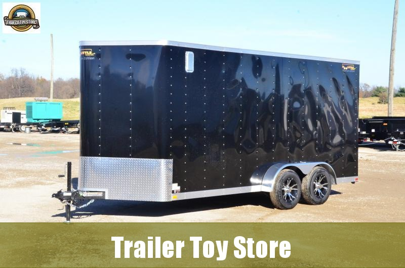 2019 Doolittle 7'X16' Cargo Trailer