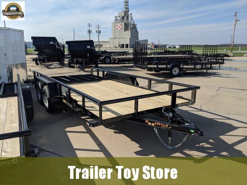 2020 DooLitttle Trailers 8416 Utility Trailer