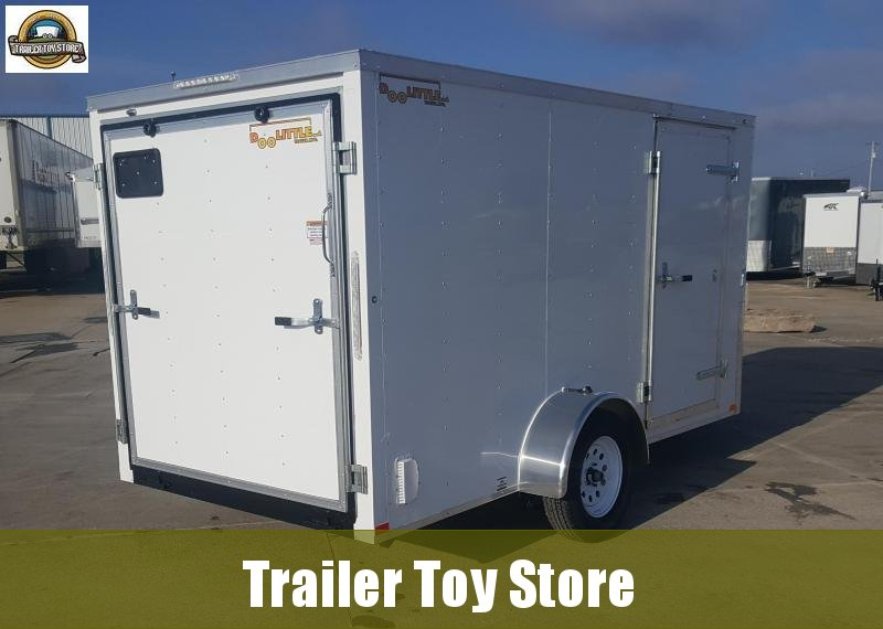 2019 Doolittle 6'X12' Cargo Trailer