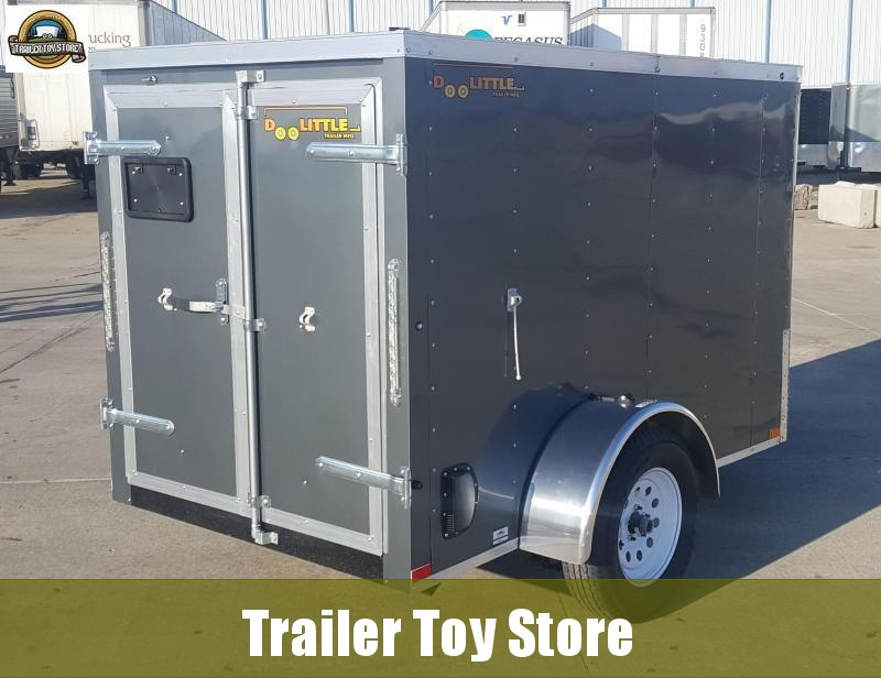 2019 Doolittle 5'X8' Cargo Trailer