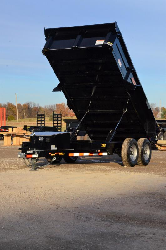 2019 Doolittle 7212 Dump Trailer
