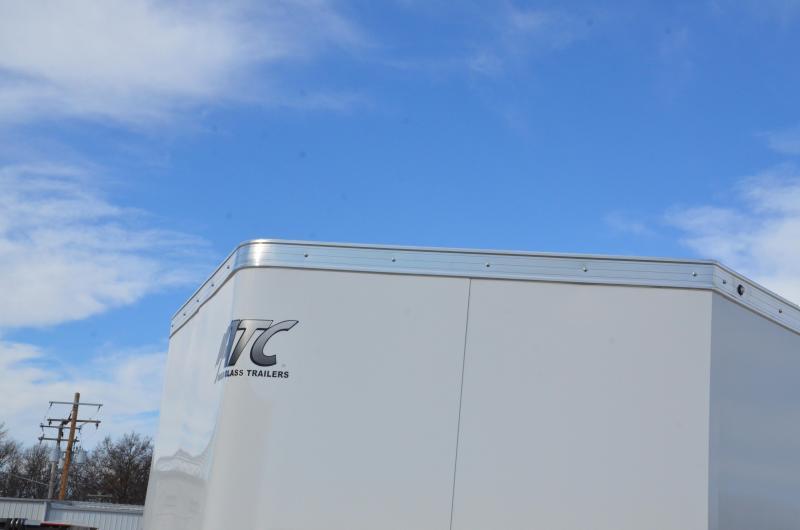 2019 ATC 7' X 14'  Raven Cargo Trailer