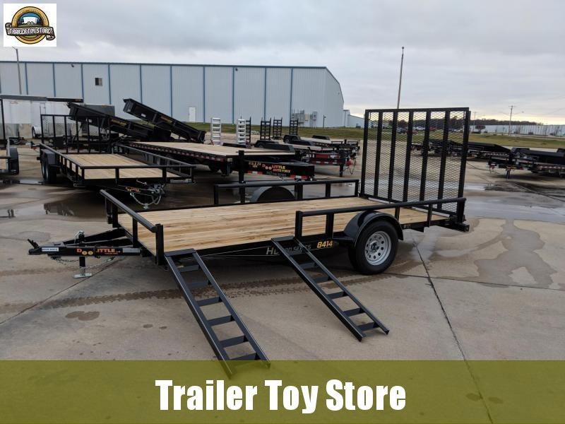 2020 DooLitttle Trailers 8414 ATV Utility Trailer