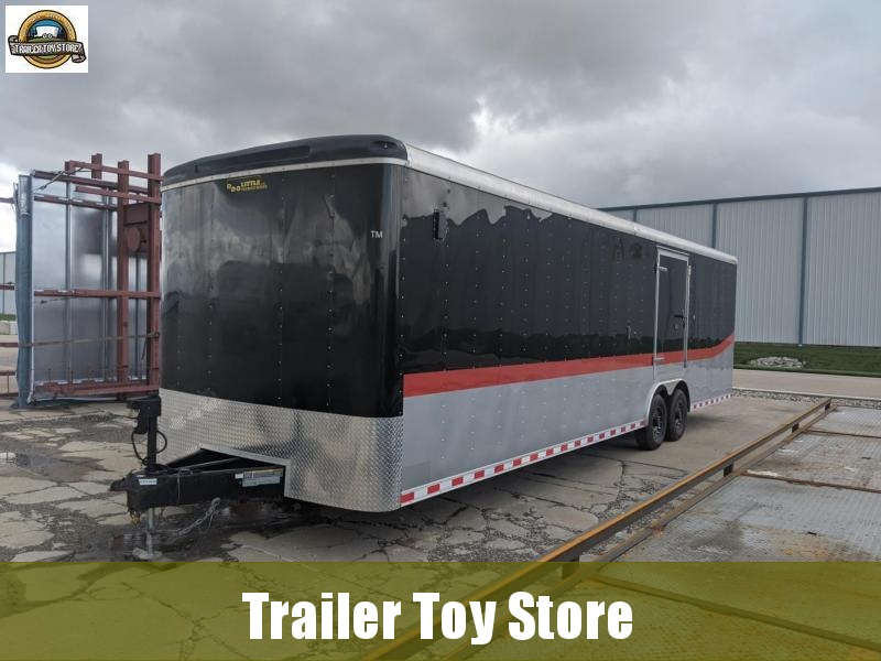2017 DooLitttle Trailers 8.5X30 Enclosed Cargo Trailer