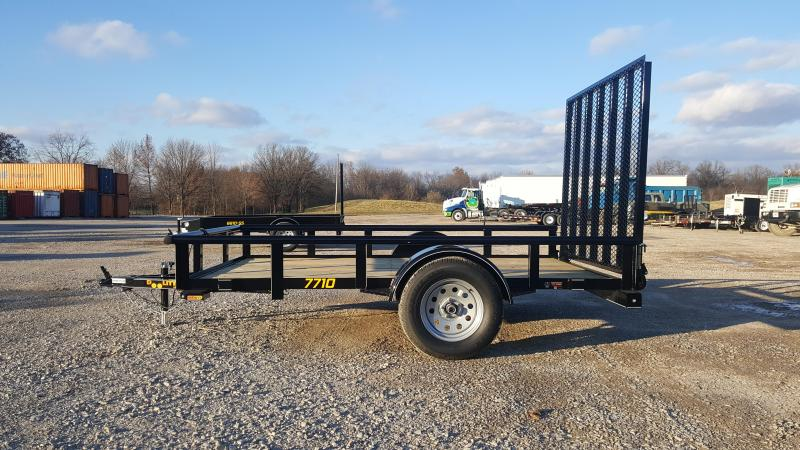 2019 Doolittle 7710 Utility Trailer