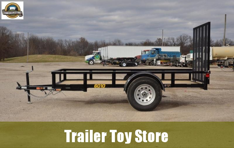 2019 Doolittle 6010 Rally Sport Trailer