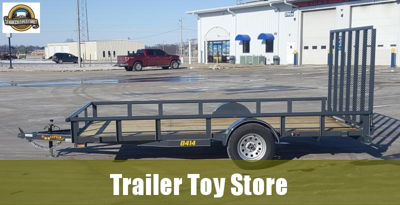 2019 Doolittle 8414 Utility Trailer