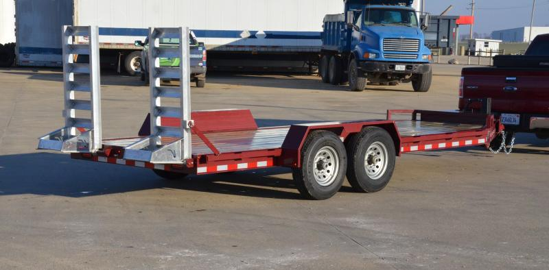 2019 Valley Trailers 7LE20 Equipment Trailer