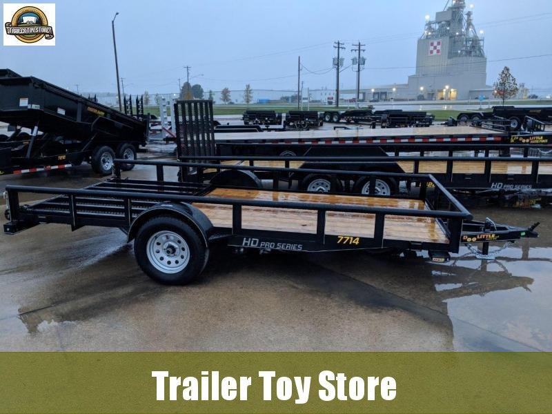 2020 DooLitttle Trailers 7714 Utility Trailer