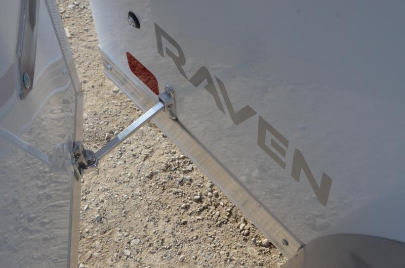 2019 ATC 5' X 8' Raven Cargo Trailer