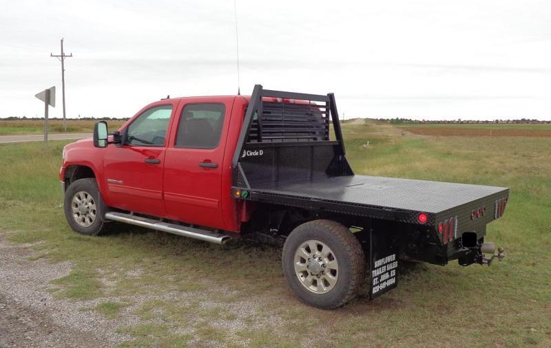 2020 Circle D 7x7 Standard Short Bed Truck Bed