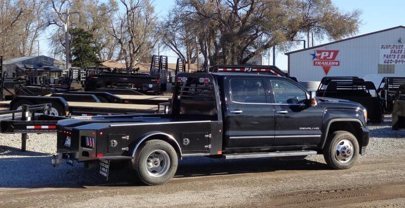 2020 PJ Truck Beds GH Hauler Bed