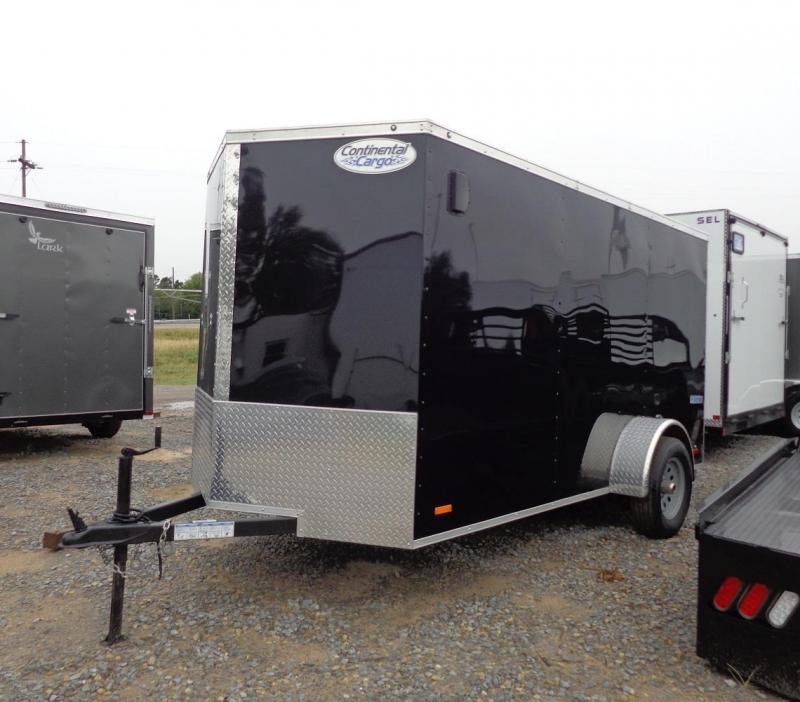 2019 Continental Cargo Enclosed Enclosed Cargo Trailer