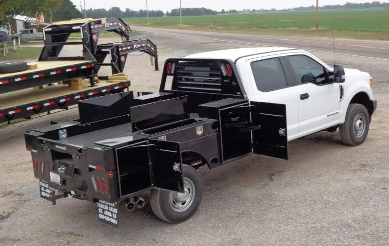 2020 Pronghorn 8700 UTD Truck Bed
