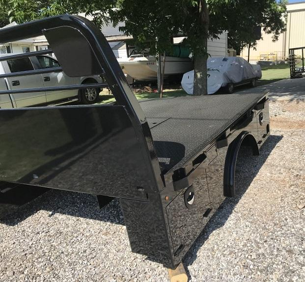 2019 Crownline Skirted 4 Box Truck Beds