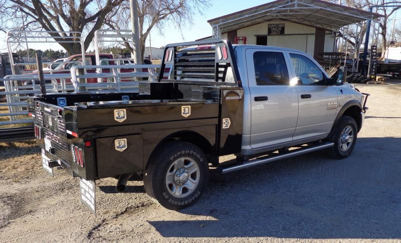 2019 Pronghorn 8600UT Truck Bed
