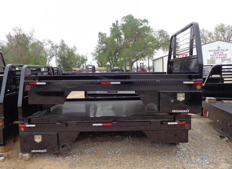2020 Pronghorn 8700SK Truck Bed
