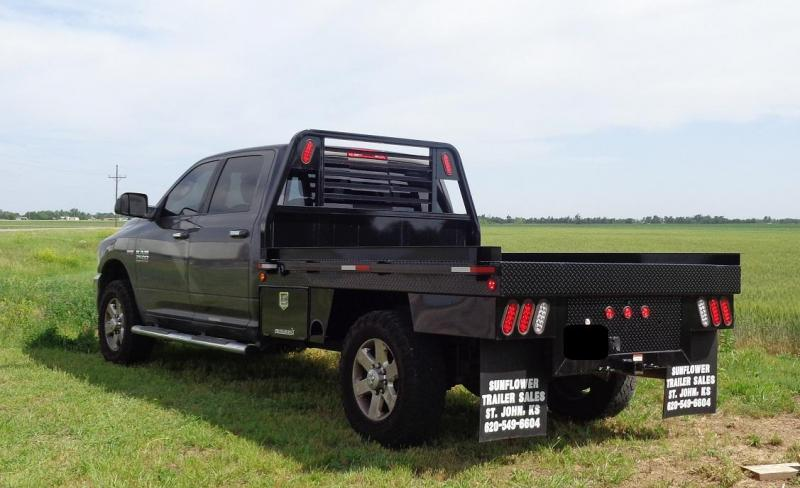 2019 Pronghorn 8700SK Truck Bed