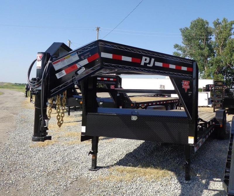 "2020 PJ Trailers 83"" x 24' 8 in. Channel (C8) Equipment Trailer"