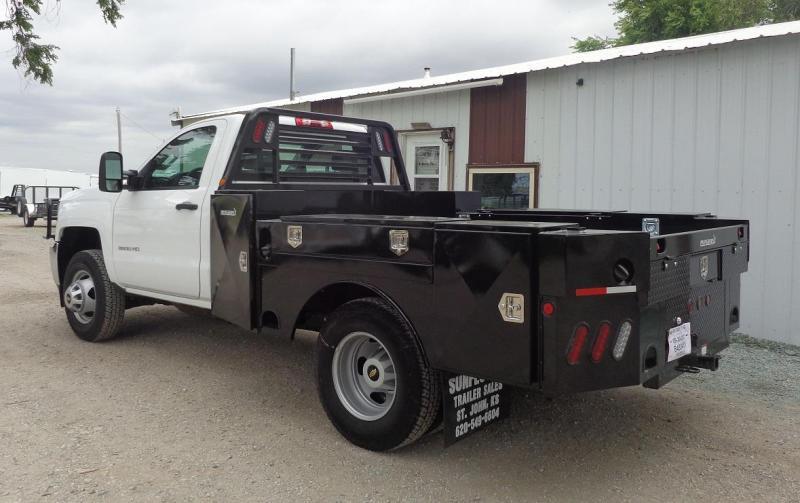 2019 Pronghorn 9000 UTD Truck Bed