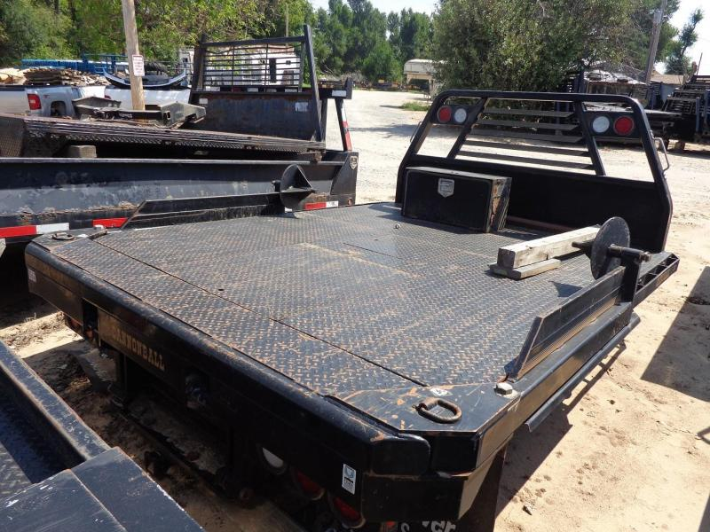 """2015 Cannonball Bale Bed 60"""" c/a Dually"""