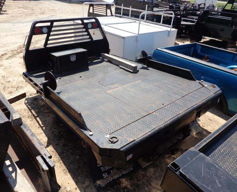 "2015 Cannonball Bale Bed 60"" c/a Dually"