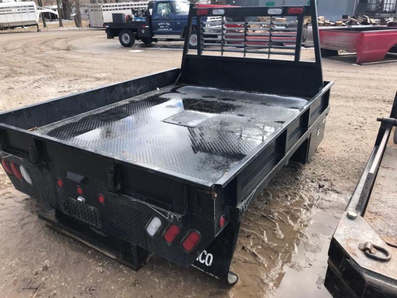 2018 Temco 7' x 8.5 Truck Bed