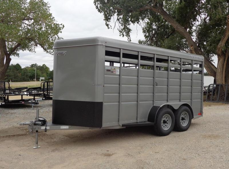 2020 Travalong Scout Livestock Trailer