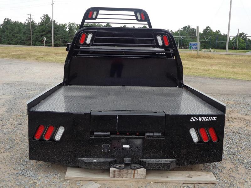 2020 Crownline (Hay Beds) Skirted Spike Bed Single Wheel Truck Bed