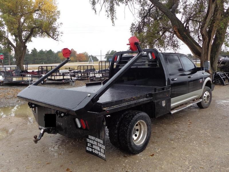 2020 Crownline Arm Bed (Hay Beds) Dually Truck Bed